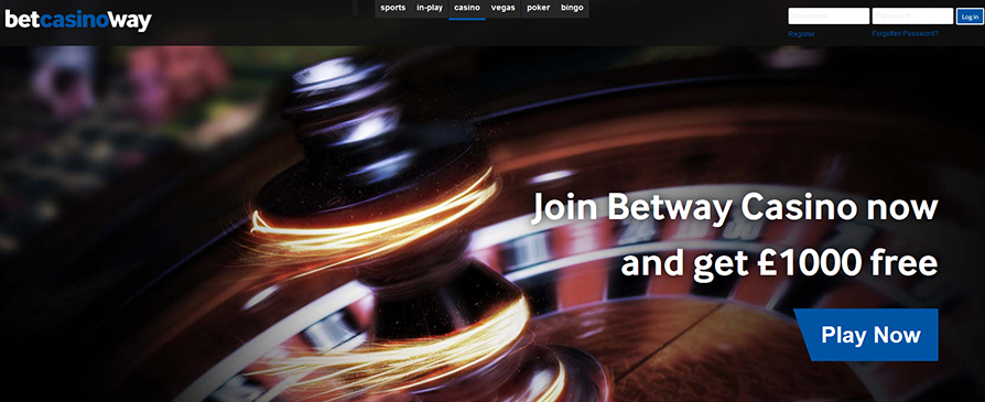 Betway casino anmeldelse