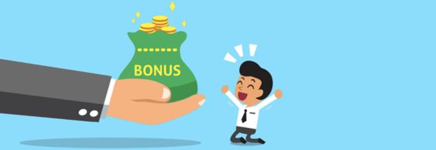 Omsetningsfri bonus
